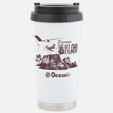 losttv_maroon Travel Mug