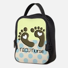 NICU Nurse 2 Neoprene Lunch Bag