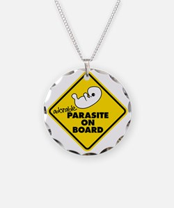 Parasite On Board Necklace