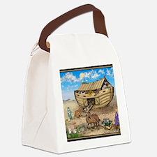 noahs ark cafe press Canvas Lunch Bag