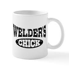 Welder's Chick Mug