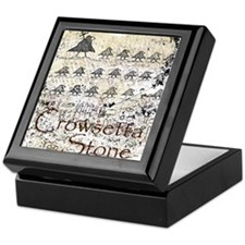 Crowzetta 10x10 Apparel Template Keepsake Box
