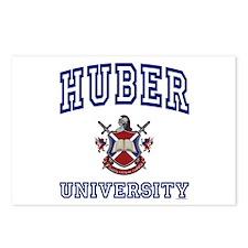 HUBER University Postcards (Package of 8)