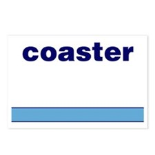 Generic-Coaster Postcards (Package of 8)