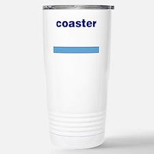 Generic-Coaster Travel Mug