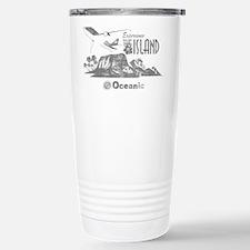 losttv_gray Stainless Steel Travel Mug