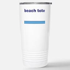 Generic-Beach-Tote Travel Mug
