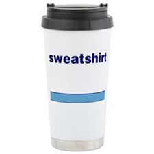 Generic-Sweatshirt Travel Mug