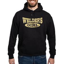 Welder's Girl Hoodie