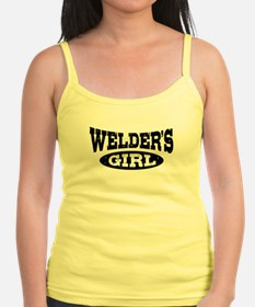 Welder's Girl Jr.Spaghetti Strap