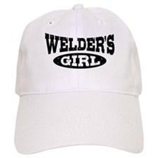 Welder's Girl Baseball Cap