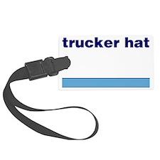 Generic-Trucker-Hat Luggage Tag