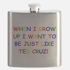 Ted Cruz when i grow up Flask