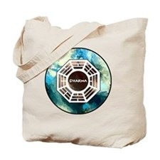 Lost-Dharma-Initiative Tote Bag