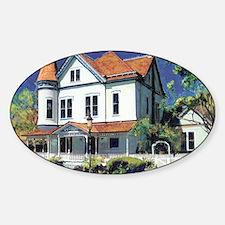 Christian House by RD Riccoboni Decal