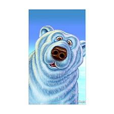 polarbear_poster Decal