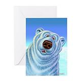 Polarbear Greeting Cards