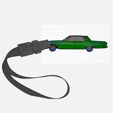 1963 Plymouth Fury Luggage Tag