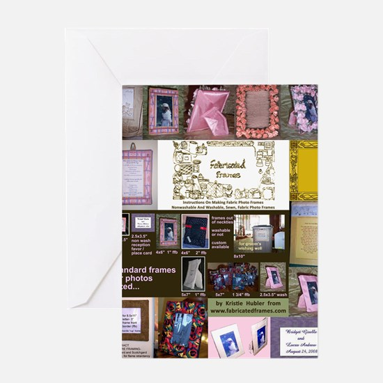CoverInsert Greeting Card