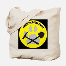 bkNEWrockhound-sticker Tote Bag