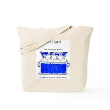 freegan Tote Bag