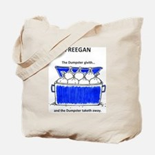 freegan Tote Bag