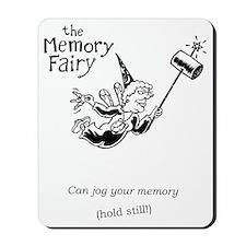 memory fairy Mousepad
