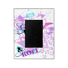 Girls Rock Picture Frame