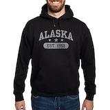 Alaska Dark Hoodies