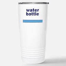 Generic-Water-Bottle Travel Mug