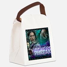 Phreak Fractals expanded Canvas Lunch Bag