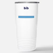 Generic-Bib Travel Mug