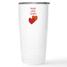 CLAMS Travel Mug