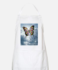 autismbutterfly - sky journal Apron