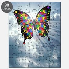 autismbutterfly - sky journal Puzzle