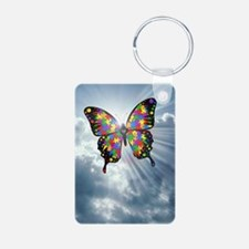 autismbutterfly - sky jour Keychains