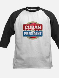 Cuban for President Baseball Jersey