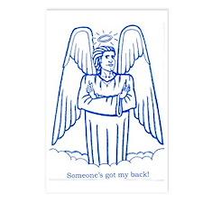 guardian angel Postcards (Package of 8)