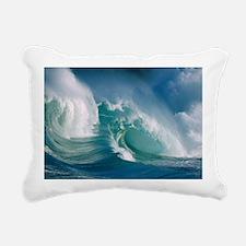 blanket30 Rectangular Canvas Pillow