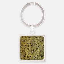 wmipadgold Square Keychain