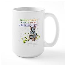 Properly Trained Friendship Puppy Mug