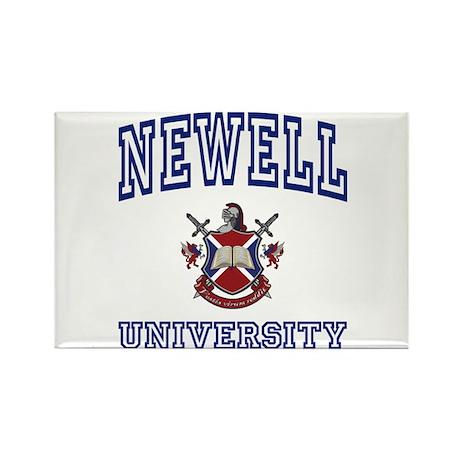NEWELL University Rectangle Magnet (100 pack)