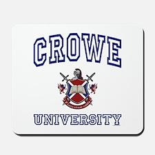 CROWE University Mousepad