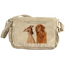 dogkindtrans Messenger Bag