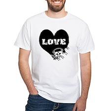 love_skull_blk Shirt