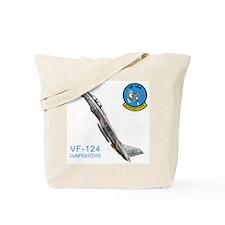 VF-124 Gunfighters Tote Bag