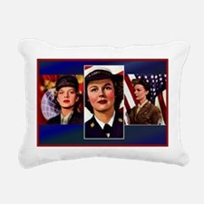 VintageTrioSkin.png Rectangular Canvas Pillow