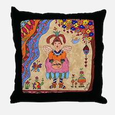 Fairy Of  IMAGINE Throw Pillow