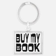 buymybook1b Landscape Keychain
