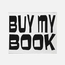 buymybook1b Throw Blanket